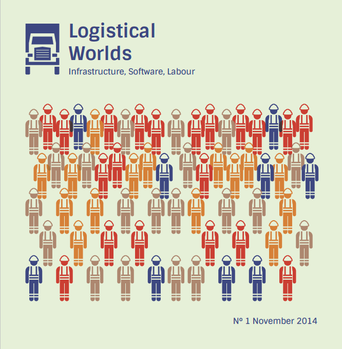 Logistical Worlds 1 cover